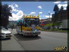 Buseta Trans Nuevo Horizonte S,A, 19623 (Los Buses Y Camiones De Bogota) Tags: autobus colombia bogota busologia bus usme buseta trans nuevo horizonte sa 19623