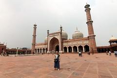 IMG_8604Old_Delhi_Jama_Masjid (donchili) Tags: delhi jama masijd india