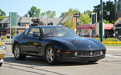Ferrari 456 GT (SPV Automotive) Tags: ferrari 456 gt coupe exotic sports car supercar black