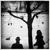 Becoming part of the scenery (Albion Harrison-Naish) Tags: waterloo newsouthwales australia streetphotography sydneystreetphotography albionharrisonnaish iphoneography mobilephotography iphone iphone5s hipstamatic aobwfilm akiralens straightoutofcamera sooc unedited myshadow