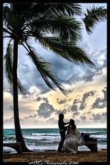 La marie se prpare...Kamala Beach (Adeline Govi N) Tags: marriage wedding hdr sunset kamala phuket