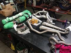 020 (REDMAXSPEEDSHOP.COM) Tags: mh900e ducati titanium frame carbon body redmax cafe racer