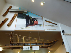 Haines108 (alicia.garbelman) Tags: haines alaska sleds sheldonmuseumandculturalcenter