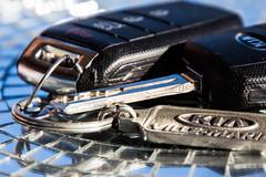 {EXPLORE}MACRO MONDAYS - Theme: Planes, Trains & Automobiles (BLEUnord) Tags: cls clefs automobile car macro mondays macromondays hmm