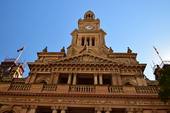 Sydney Town Hall (akazemis) Tags: architecture building townhall victorian roman