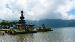 Water Temple Bali (Robert-Jan van der Vorm) Tags: indonesia northern bali ulun danu beratan water temple central highlands lake