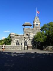 Central Park (Robbie1) Tags: castle centralpark newyorkcity