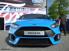RS (BenGPhotos) Tags: 2016 car motoring event le mans 24 hours 24h du blue ford focus mk3 mkiii rs hot hatch hatchback sports