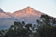 Illiniza Norte (Ryan Hadley) Tags: illinizanorte illiniza volcano sunrise alpenglow landscape chuquiragualodge avenueofthevolcanoes ecuador southamerica mountains andesmountains