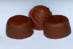 Macro Mondays - Sweet Spot Squared (PaulE1959) Tags: macromondayssweetspotsquared chocolate macro sweet treat brown milkchocolate nikon d5200 twirl pattern spiral