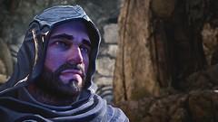 Gideon (polyneutron) Tags: unrealengine paragon moba character gideon caster depthoffield closeup