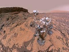 MSL Sol 1463 - MAHLI (Kevin M. Gill) Tags: mars marssciencelaboratory msl curiosity curiosityrover murraybuttes selfie space science nasa jpl mahli