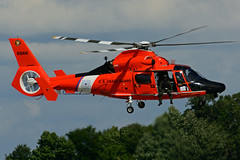 USCG 6560 (MH-65D) (Steelhead 2010) Tags: uscg uscoastguard eurocopter hh65 mh65d dauphin yxu helicopter 6560