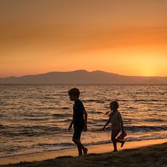 2016 07 31 Paris Naxos 720.jpg (bluemeanie1409) Tags: sunset soleil sea greece naxos coucher grce mer