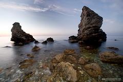 Playa de Molino de Papel ( Maro-Cerrogordo) (Lucas Gutirrez) Tags: playadelmolinodepapel marocerrogrodo nerja parajenatural granadanatural lucasgutierrezjimenez landscapes largaexposicin