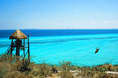 Isla Mujeres - Quintana Roo (Infinita Highway!) Tags: gua azul mexico mar highway mujeres isla roo caribe quintana troller infinita