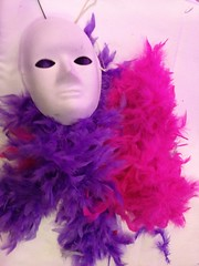 Drama and Theatrics (lynlypiochy) Tags: costume theater mask masquerade drama theatricalplay