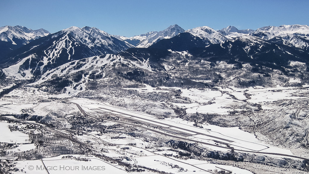 Photo of Aspen/Pitkin County Airport - Aspen, CO, United States. feel