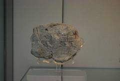 Name of king Djer (konde) Tags: clay seal britishmuseum ancientegypt abydos earlydynastic djer 1stdynasty ummelqaab serekh