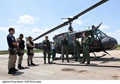 Força Aérea Brasileira em treinamento conjunto (Força Aérea Brasileira - Página Oficial) Tags: brazil df bra brasilia forçaaéreabrasileira cecomsaer fotosilvalopes operaçãoágata fac105 luizalbertodasilvalopes forçaaéreacomponente105 ágata6