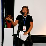 Scilla Andreen, CEO of IndieFlix, Flyway Film Festival - 2012 thumbnail