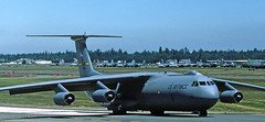 RODEO Starlifter (planephotoman) Tags: lockheed c141 c141b starlifter 70002 670002 437aw charlestonafb amc usaf rodeo rodeo94 mcchordafb tcm airmobilitycommand 1994