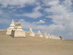 Erdene Zuu monastery in Karakorum, Mongolia (mbphillips) Tags: nomad karakorum monastery övörkhangai mongolia モンゴル 몽골 蒙古 asia アジア 아시아 亚洲 亞洲 mbphillips canonixus400 geotagged photojournalism photojournalist