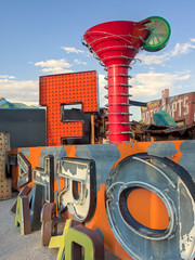 "Neon Sign Museum - Las Vegas • <a style=""font-size:0.8em;"" href=""http://www.flickr.com/photos/85864407@N08/8117622165/"" target=""_blank"">View on Flickr</a>"