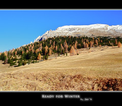 Ready for winter (joe00064 -- moved to 500px) Tags: autumn winter fall autunno montagna braies joe00064 mygearandme