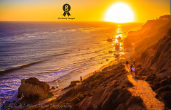 going to enjoy the autumn sunset! ( In 2 Making Images | L.A.) Tags: california cali pch digitalphotography lacounty malibubeach ilovela creativephotography elmatadorbeach malibusunset canoneosdigitalslr discoverlosangeles discoverla rebelt2i albertvalles destinationplace beautifulpicturesandcolorsofmalibu burningsunsetlightovermalibu