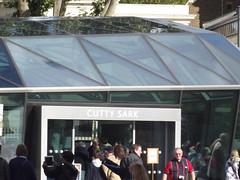 Cutty Sark - Greenwich - entrance