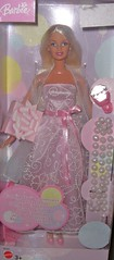 Birthday Star Barbie 2003 NRFB (farmspeedracer) Tags: woman girl beauty toy toys doll dolls box barbie blonde pearl kaufhof jewel nrfb playline