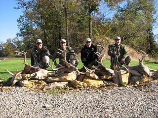 Kansas Deer Hunt - Southeast 9