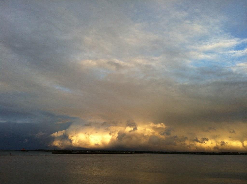 Hurricane Sandy, Lake Erie, & Ontario