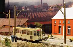 Tram 50: Antwerpen - Rumst (Peter Van Gestel) Tags: scale modeltrain o tram s boom type 50 antwerpen mechelen 2012 ligne nekker lijn schaal nmbs rumst modelspoor sncv nekkerhal modeltrein modelspoorexpo modelspoormagazine