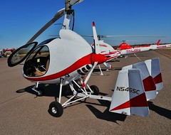 102712-104, N546SC '09 HM MD Sportcopter (skw9413) Tags: arizona aircraft gyroplane 1442mmlens copperstateflyin