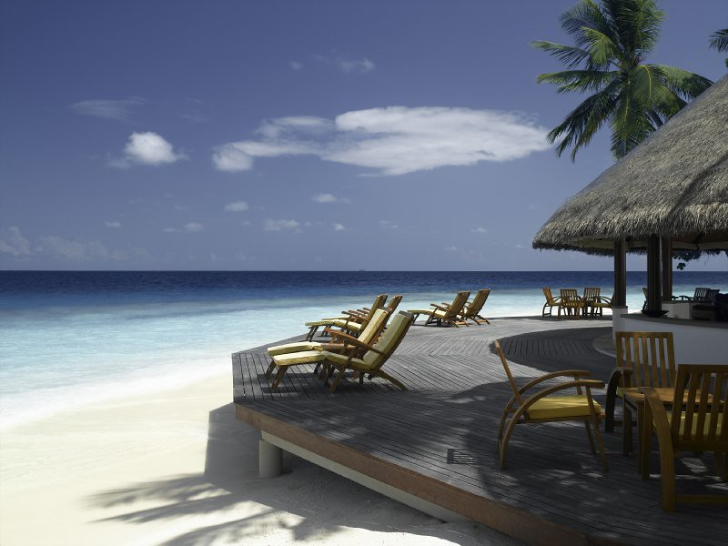 Angsana Ihuru - Atollo di Male Nord