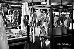 The Butchery (J2Kfm) Tags: bw photography market streetfood ipoh perak pasirputeh