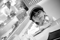 SAKURAKO - Hunting caps. (MIKI Yoshihito ()) Tags: caps hunting daughter sakurako  4    40