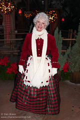 Character fun at the Jingle Jangle Jamboree