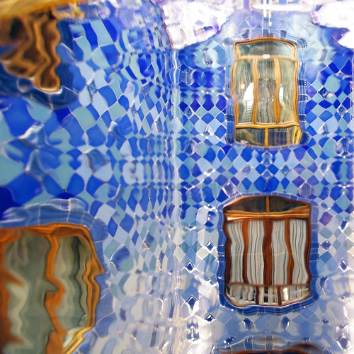 Windows of Casa Batllo