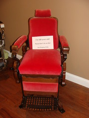 Barber Chair (bamaboy1941) Tags: al barberchair gadsden
