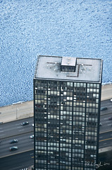 Mies and Ice (rjseg1) Tags: chicago ice architecture apartment lakemichigan lakeshoredrive lsd architect mies rohe