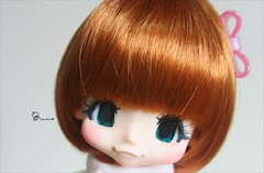 Hey, Sukie! (AninhaDias) Tags: cute japan mouth duck doll juice wig kawaii bjd resin resina boneca lovely kiki rare sukie mueca poupe kinoko bambicrony