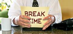 Break Time (DonkeyHotey) Tags: art karikatur caricatura breaktime 漫画 politicalart karikatuur карикатура קריקטורה donkeyhotey कारटूनवाला