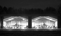 Night Vigil (Stephen Robb Photography) Tags: lighting 2 cold english sports car electric danger last speed canon photo war shoot fighter force leicestershire taxi aircraft air shed attack jet royal fast nuclear user after rolls missile burner quick avon pilot ee royce alert raf reaction scramble interceptor frightening mach armed supersonic binbrook coltishall bruntingt