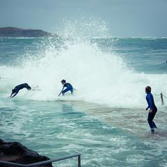 Dee Why (Halans) Tags: beach square waves sydney australia northshore fav 1x1 deewhy fav13