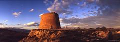 Torre de Mesa Roldn - Cabo de Gata - Almera 2005 (Fernando +*) Tags: espaa tower landscape atardecer spain ruins mediterraneo torre desert paisaje panoramic andalucia ruinas panoramica desierto andalusia almeria cabodegata mediterraneansea carboneras nijar playadelosmuertos
