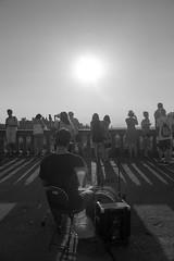 drum (m.saiddi) Tags: blackwhite black white urban firenze florence music canon 700d piazzale michelangelo street