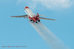 Boeing 727-2S2F(A)(RE) (Andrew Bloomfield Photography) Tags: andrewbloomfieldphotography wwwandrewbloomfieldphotographycouk 7272s2fre boeing boeing7272s2fre 727 osrl oilspillresponse emergency fire oil response aviation farnborough farnboroughairshow2016 farnboroughinternationalairshow 2016